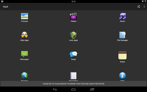 Hide Photos, Video and App Lock - Hide it Pro screenshot 7