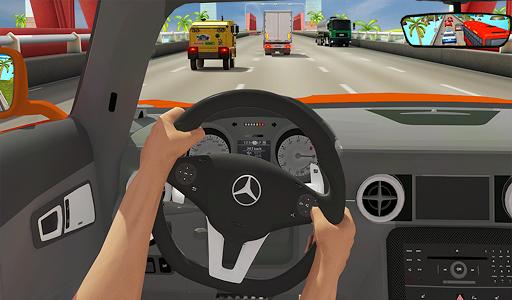 Traffic Highway Car Racer screenshot 12