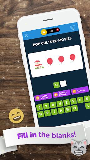 Crossword Quiz - Crossword Puzzle Word Game! 2 تصوير الشاشة