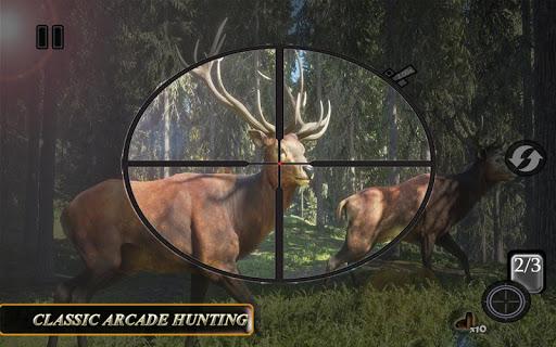 Sniper Animal Shooting 3D:Wild Animal Hunting Game screenshot 2