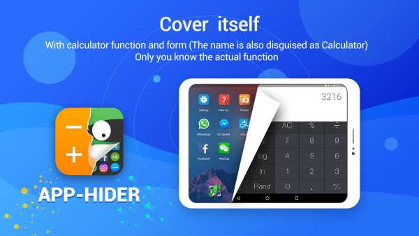 App Hider- Hide Apps Hide Photos Multiple Accounts screenshot 6