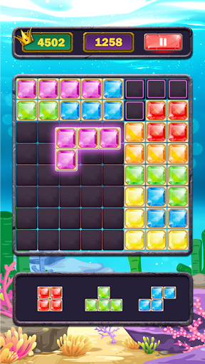 Block Puzzle Gem Classic - Block Puzzle Game screenshot 4