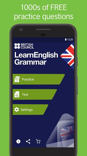LearnEnglish Grammar (UK edition) screenshot 1