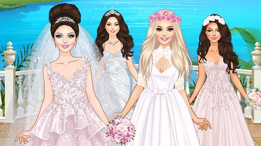 Model Wedding - Girls Games screenshot 1