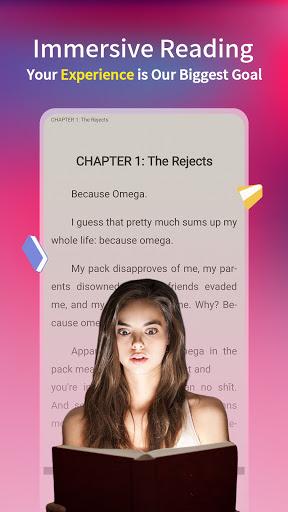 iReader - Novels, Romance Stories 5 تصوير الشاشة