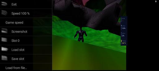 M64Plus FZ Emulator screenshot 2