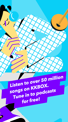 KKBOX - Music and podcasts, anytime, anywhere! 2 تصوير الشاشة