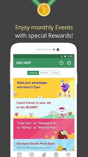 surveyon - Cash, Survey & Fun screenshot 4