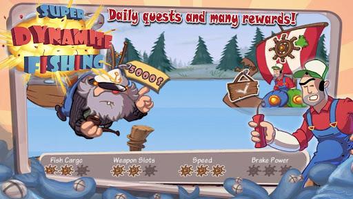 Super Dynamite Fishing Premium screenshot 4
