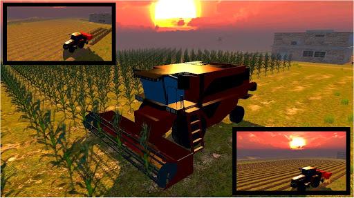 Off road Truck Simulator: Tropical Cargo screenshot 8