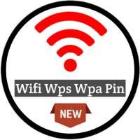Wifi Wps Pin icon