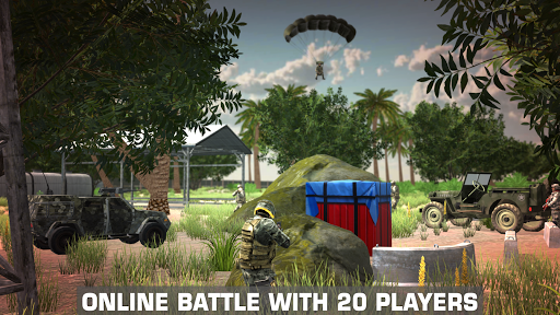 PVP Shooting Battle 2020 Online and Offline game. स्क्रीनशॉट 5