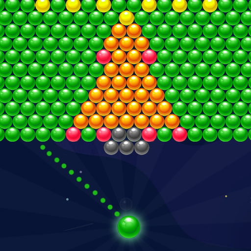 Bubble Shooter: Magic Snail أيقونة