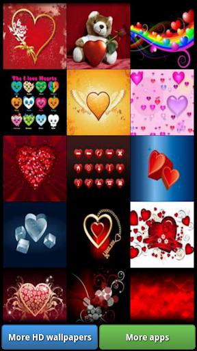 Love Heart HD Wallpapers screenshot 2