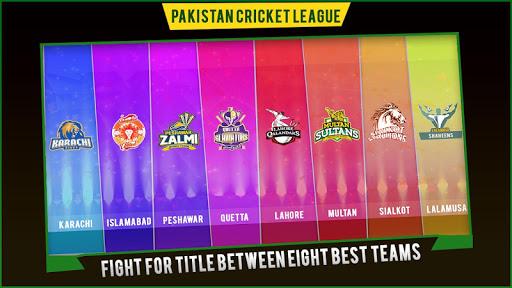Pakistan Cricket League 2020: Play live Cricket screenshot 7