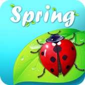 Applock Theme Spring Live on APKTom