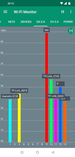 Wi-Fi Monitor screenshot 4