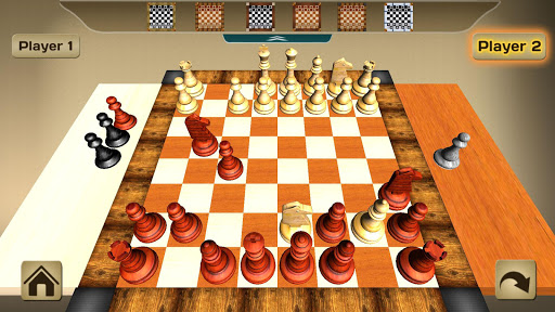 3D Chess - 2 Player 5 تصوير الشاشة