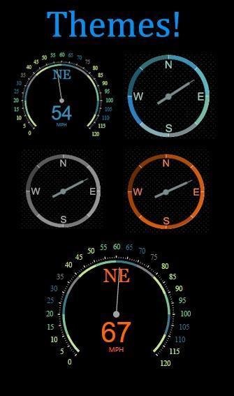 Regency Compass GPS & Speedometer Street View 7 تصوير الشاشة