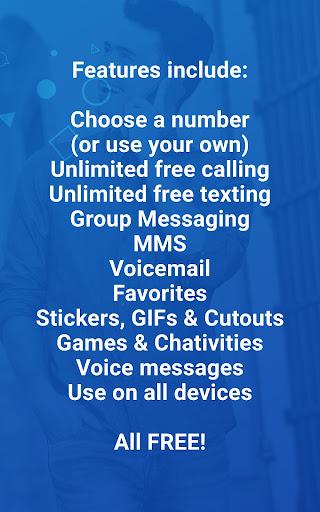 Nextplus Free SMS Text   Calls screenshot 21