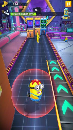 Minion Rush: Despicable Me Official Game screenshot 1
