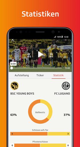SRF Sport - News, Livestreams, Resultate screenshot 4