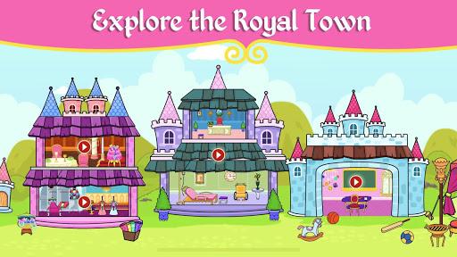 مدينة الأميرة تيزي - ألعاب قلعة بيت العرائس 3 تصوير الشاشة