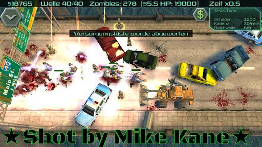 Zombie Defense 11 تصوير الشاشة