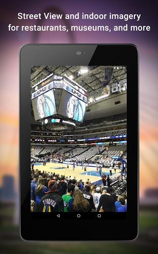 خرائط 15 تصوير الشاشة