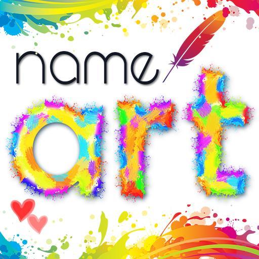 Name Art- Photo Editor أيقونة