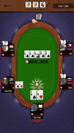 تكساس هولدم بوكر الملك 3 تصوير الشاشة