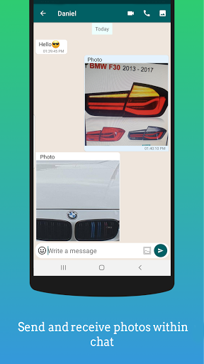GB Chat Offline for WhatsApp - no last seen screenshot 2