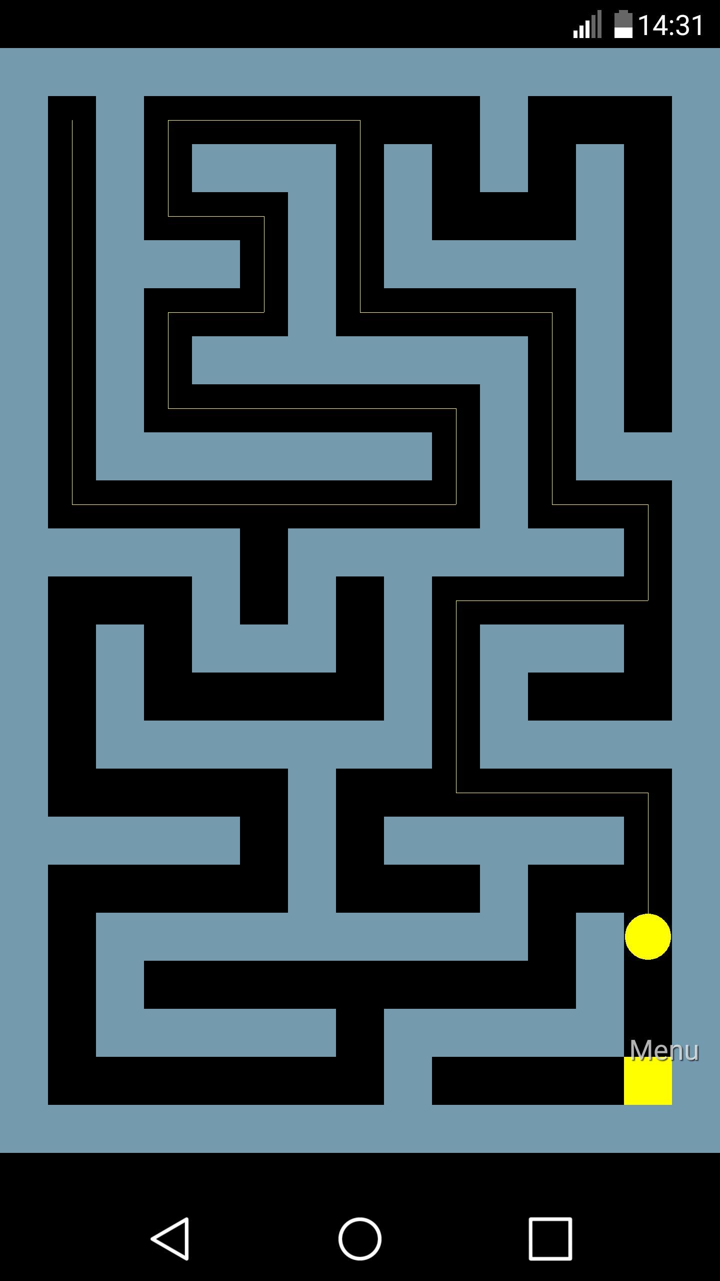 Maze 2 تصوير الشاشة
