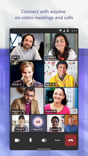 Microsoft Teams screenshot 3