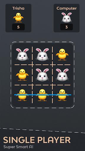 Tic Tac Toe Emoji - Online & Offline 3 تصوير الشاشة