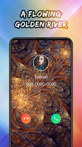 Color Call Flash- Call Screen, Color Phone Flash screenshot 7