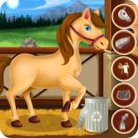 Princess Horse Caring 2 on 9Apps