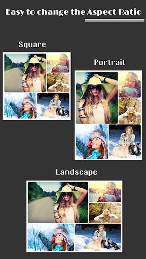 Collage Maker (Layout Grid) - PhotoFancie screenshot 5