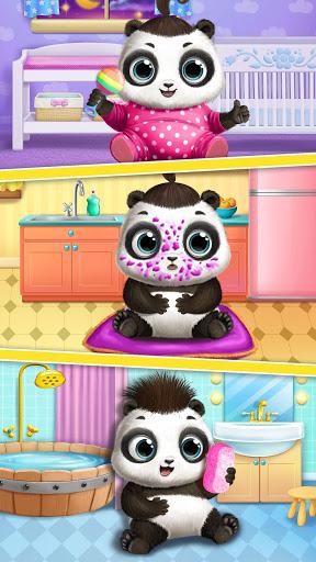 Panda Lu Baby Bear Care 2 - Babysitting & Daycare 1 تصوير الشاشة