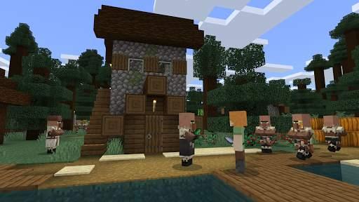 Пробная версия Minecraft screenshot 7