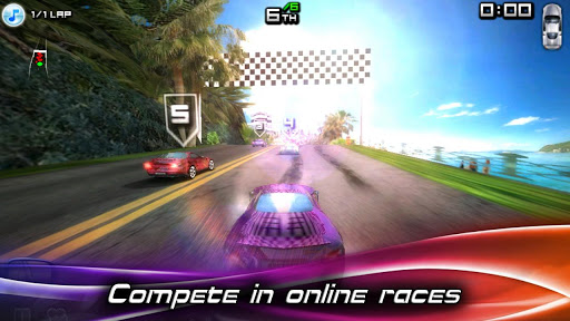 Race Illegal: High Speed 3D 6 تصوير الشاشة