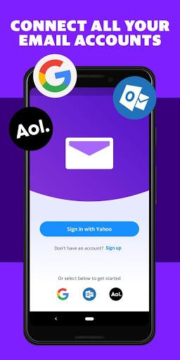 Yahoo Mail – Organized Email screenshot 2