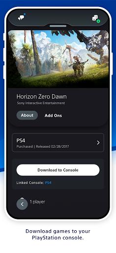 PlayStation App screenshot 5