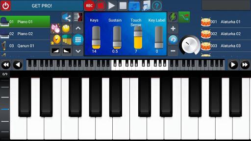Portable ORG Keyboard 3 تصوير الشاشة