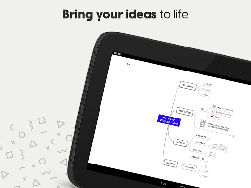 Mind Map & Concept Map Maker - Mindomo screenshot 10