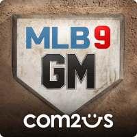 MLB 9 Innings GM on APKTom