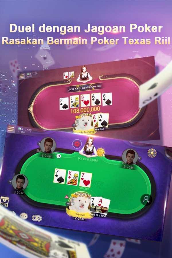 Poker Texas Boyaa screenshot 4