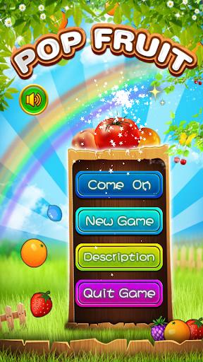 الفاكهة البوب 1 تصوير الشاشة