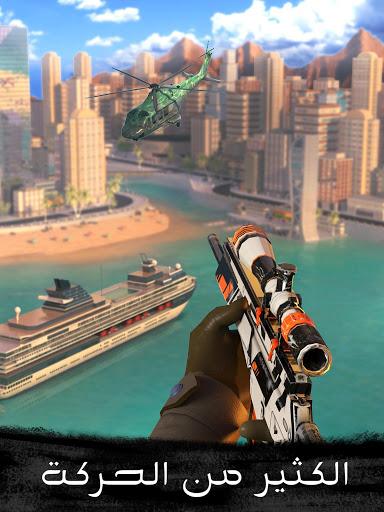 Sniper 3D Assassin®: Free Games 4 تصوير الشاشة