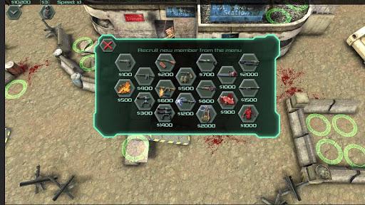 Zombie Defense 1 تصوير الشاشة
